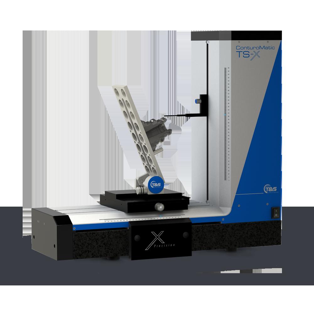 TS-X kontúr és érdességmérő